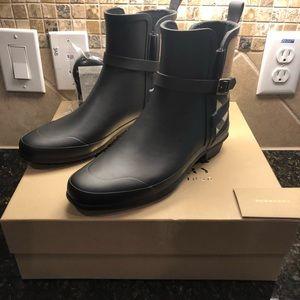 ❤️💯Authentic Women Burberry Rain Boots